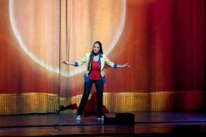 Nouria Nouri prezinta Mickey's Magic Show Credit Foto: Alex Chelba