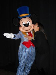 Mickey Mouse, dragostea mea